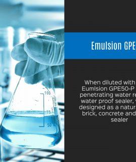 Emulsion GPE50P