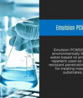 Emulsion PCW50