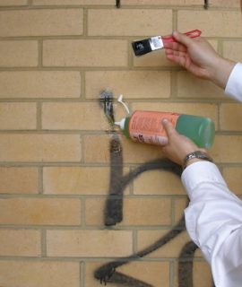 Biodegradable Graffiti Remover