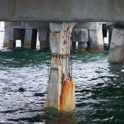 How to avoid Salt Water Corrosion Within Reinforced Concrete