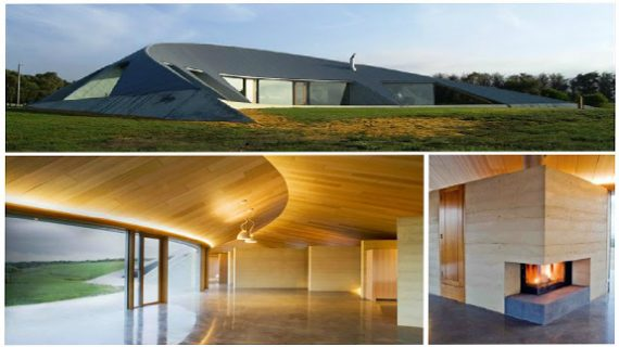 Sand Dune House (showcased on Grand Designs Australia)