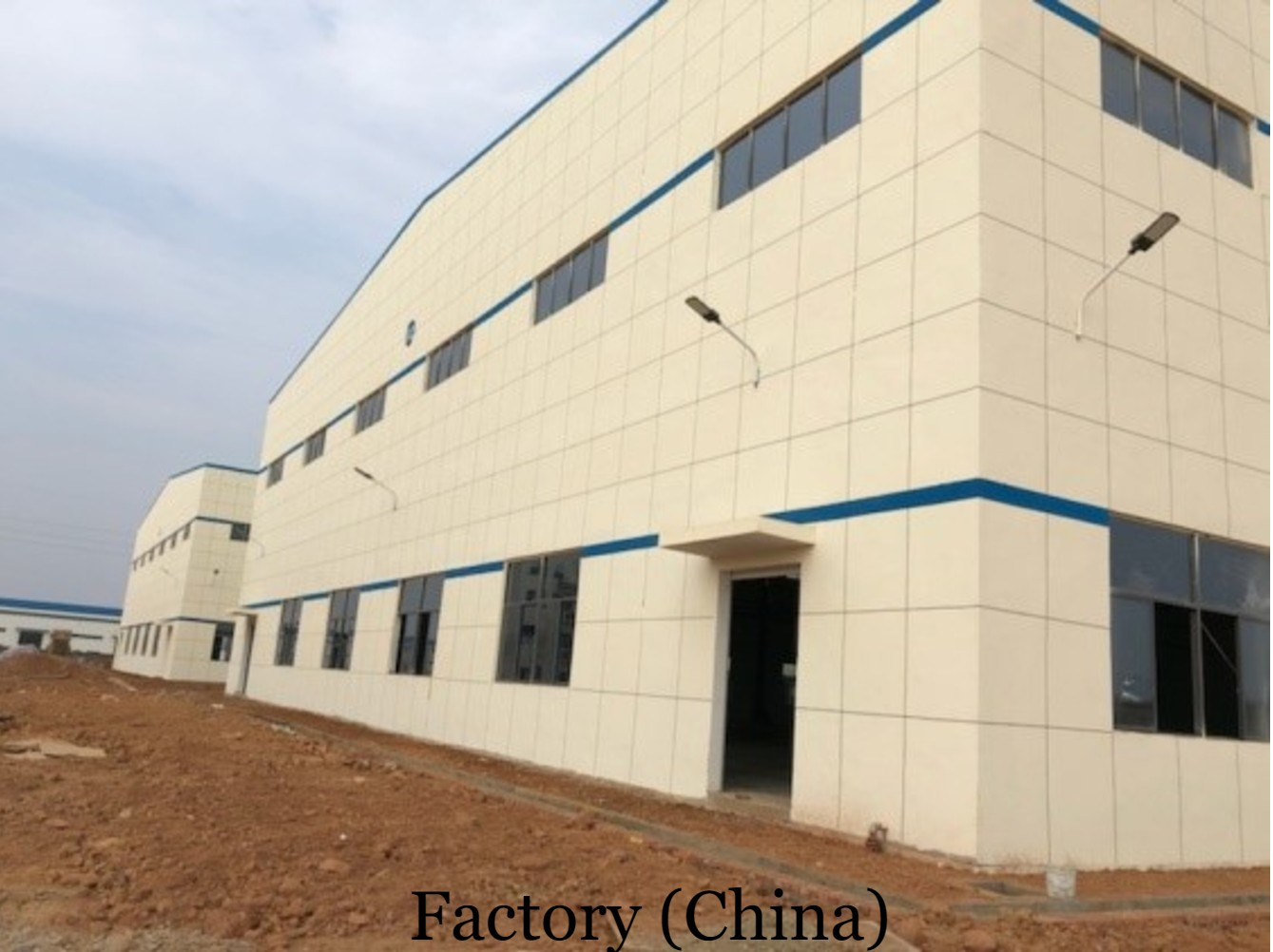 Another Successful Project Completed using Tech-Dry Densifier Sealers in China