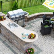 Outdoor, Entertainment Areas, Maintenance and Protection